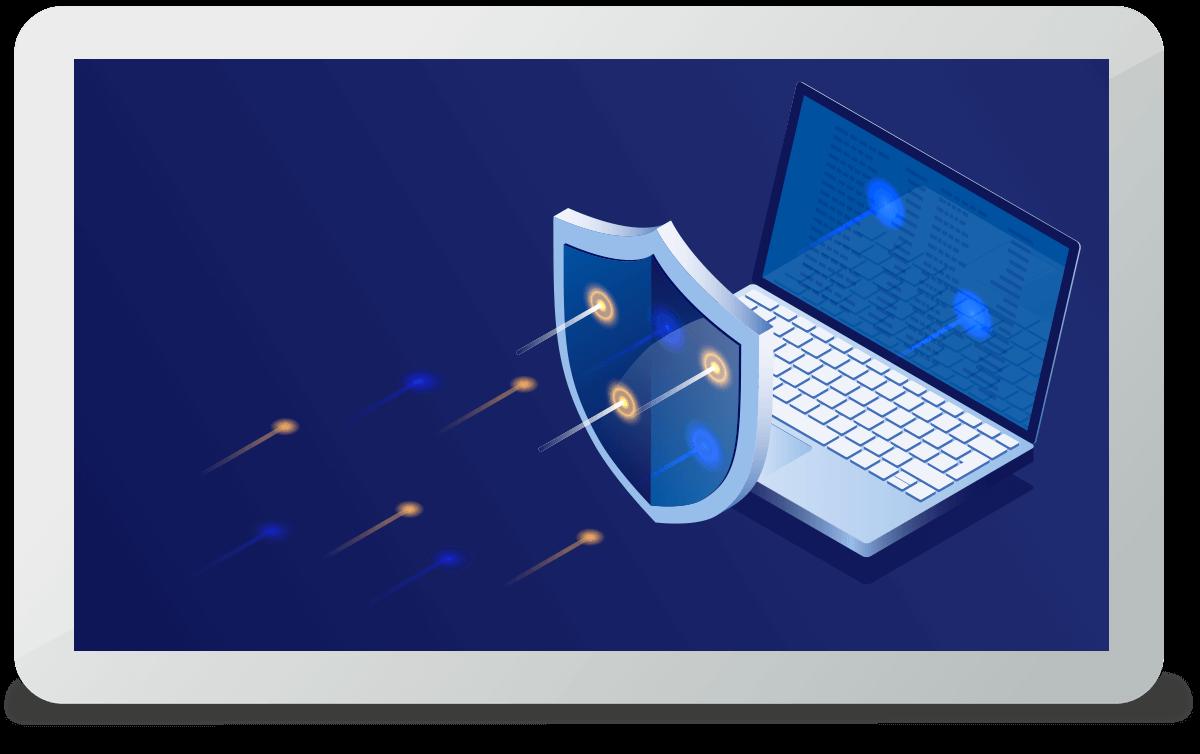 Hohe Datensicherheit durch modernste Verschlüsselungstechnik